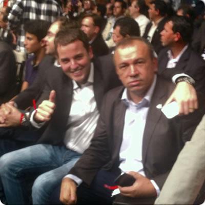 Paulo Guedes e Gabriel Guimarães